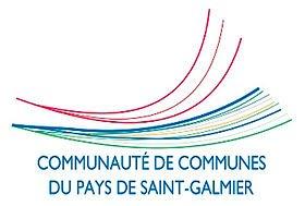 logo communauté communes st galmier